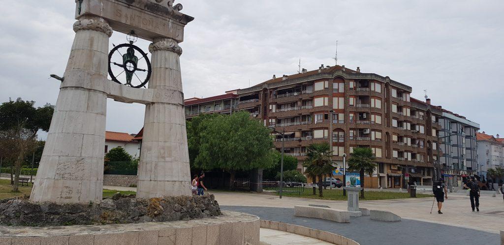 Angekommen in Santoñia
