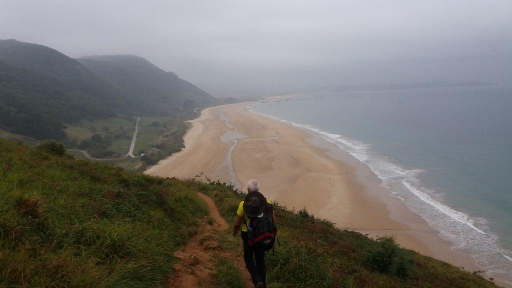 Der Strand von Noja