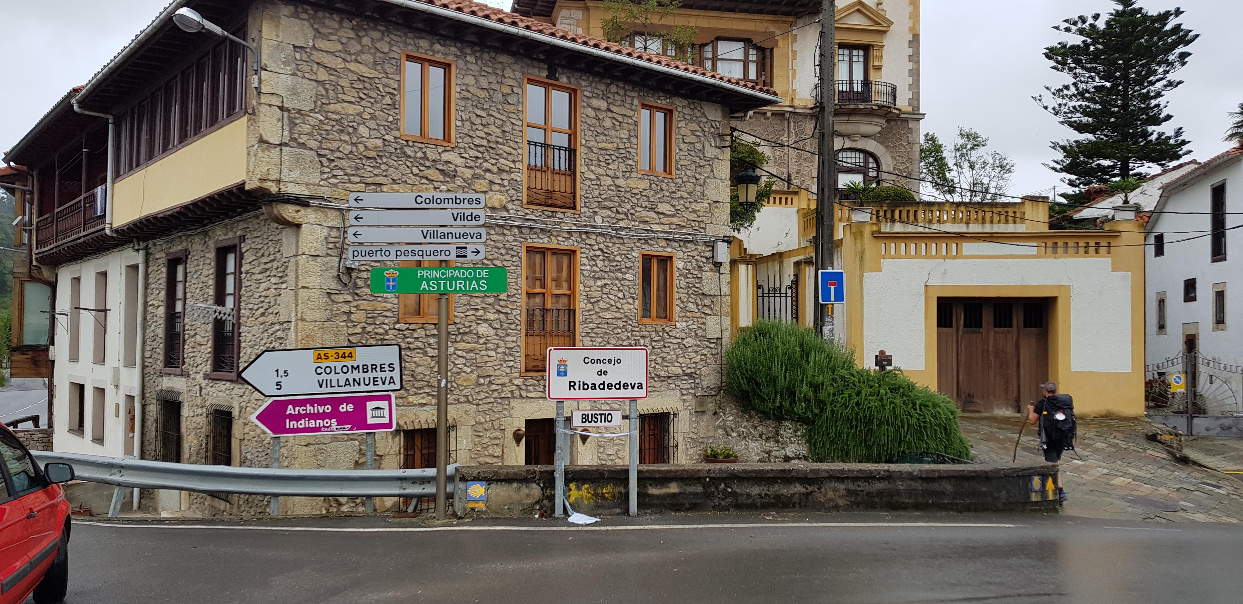 Wir dringen nach Asturien vor